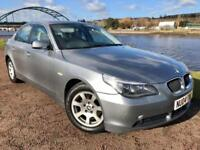 2004 04 BMW 5 SERIES 2.2 520I SE 4D 168 BHP