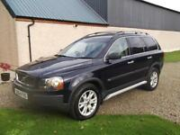 Volvo XC90 2.4 geartronic D5 SE, Storry 4x4