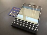 Brand new unlocked sim free Blackberry Passport sealed box with full new accessories