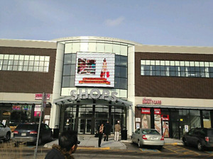 Shop for rent/lease at westwood mall!Furnished!!$700 include TMI