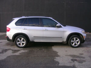 2007 BMW X5 3.0si 7 PASS, - GREAT CONDITION$9995 AS IS