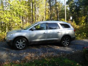 2008 Buick Enclave LOADED-LEATHER-SUNROOFS SUV, Crossover