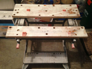 Black and Decker Workmate 400