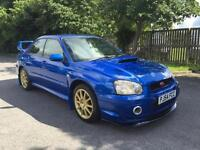 Subaru Impreza STI TYPE UK