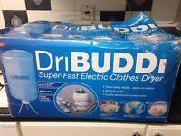 Sri BUDDi super-fast Electric Clothes Dryer
