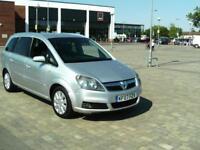 Vauxhall/Opel Zafira 1.8i 16v 2007.5MY Design