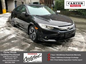 2016 Honda Civic EX-T + CERTIFIED + MANAGERS SPECIAL!