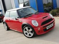 MINI Cooper S 2005 Chili Red R53 - Part Leather, Chili Pack, LSD