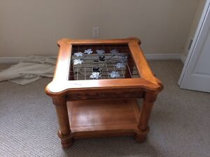 Coffee table and end table Kitchener / Waterloo Kitchener Area image 2