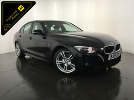 2015 BMW 330D M SPORT DIESEL AUTO BMW SERVICE HISTORY FINANCE PX WELCOME