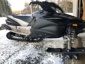 2012 Yamaha Apex SE, Excellent Condition