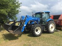 2005 New Holland TS100S