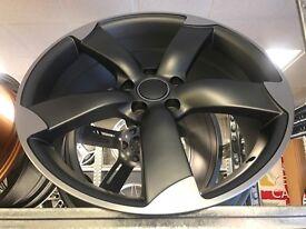 "19"" alloy wheels Alloys Rims tyre tyres 5x112 112 pcd audi seat skoda Vw Volkswagen"