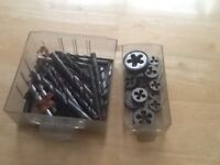 Drills and dies for sale