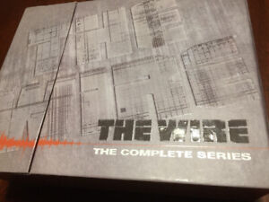 THE WIRE DVD TV COMPLETE SERIES SEASONS 1-5 CAN DELIVER MEETUP