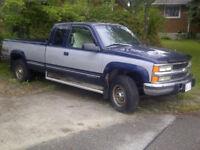 1997 Chevrolet Silverado 2500 Pickup Truck