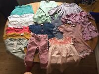 9-12 month baby girl bundle Collection only Longlevens
