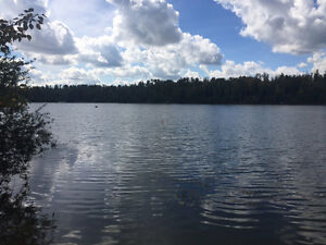 Secluded RV sites 30 min from Edmonton