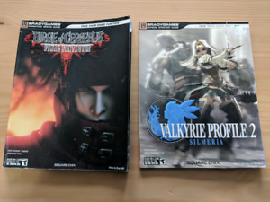 Strategy guides for sale