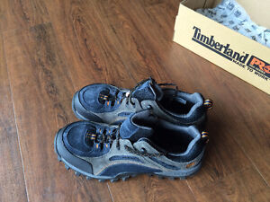 Timberland Steel Toe Shoes size 10