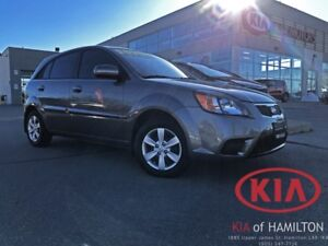 2011 Kia Rio EX | LOW KM | CLEAN | HTD SEATS