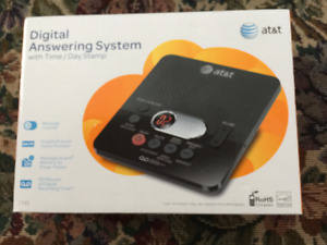 AT&T answering machine