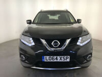 2015 NISSAN X-TRAIL N-TEC DCI 4X4 DIESEL 1 OWNER SERVICE HISTORY FINANCE PX