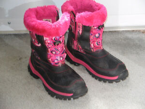 MORE WINTER!!!  GIRL'S WINTER BOOTS