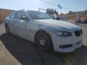 2007 BMW 335 Coupe stage 1+ 400HP