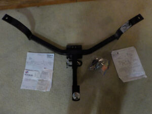2005 Honda Civic Trailer Hitch