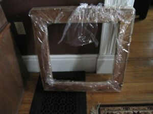 Antique Plaster Frame