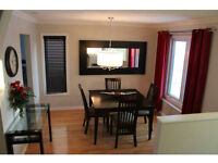 FOR RENT: 4 Bedroom Townhouse - Orleans near St. Peter HS