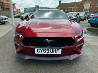 2019 Ford Mustang GT 5.0 V8 AUTOMATIC Automatic Coupe Petrol Automatic