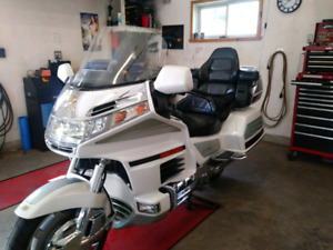 Gold wing 2000 special 25 anniversaire