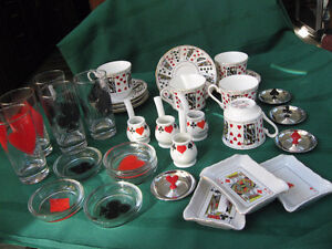 Ensemble parfait pour joueurs de cartes