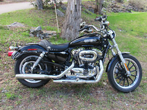 2010 Harley Davidson Extra Low 1200cc Sportster