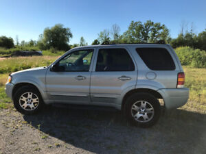 2003 Ford Escape Limited - 1 owner