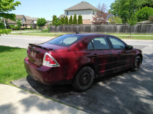 mechanic special 07 ford fusion