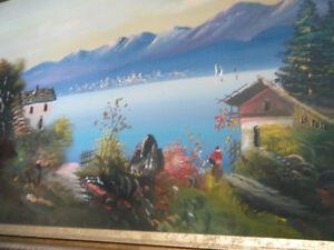 Oriental Painting Kawartha Lakes Peterborough Area image 1