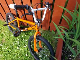 Bmx bike xrated dekka