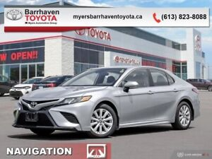 2019 Toyota Camry SE  - Navigation -  Heated Seats - $189 B/W