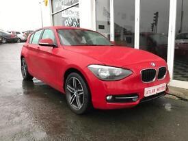 2014 BMW 1 Series 1.6 116i Sport Sports Hatch 5dr (start/stop)