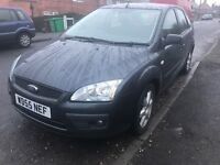 2006 FORD FOCUS 1.6 SPORT - 12 MONTHS MOT - 10 STAMPS IN BOOK