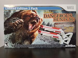 Cabela's Dangerous Hunts 2013 with 2 Top Shots and more