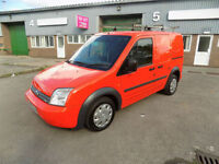 FORD TRANSIT CONNECT SWB LOW ROOF 1.8 FWD 75 BHP 2007 07