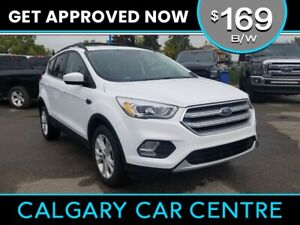 2017 Escape $159B/W TEXT US FOR EASY FINANCING! 587-582-2859