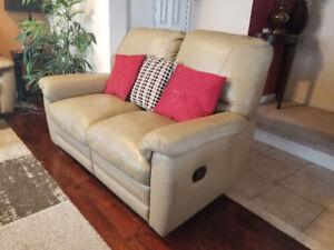 2 Piece Recliner Sofa Set