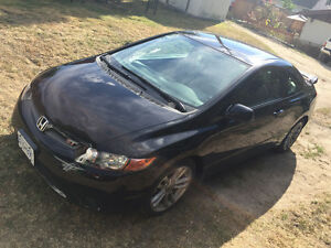 2008 Honda Civic Si Coupe (2 door)