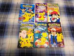 Lot de cassette pokemon