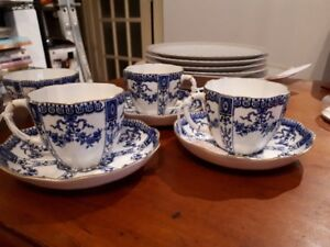 Royal Crown Derby pat. 3145 - cups and saucers $15 each